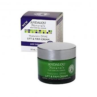 Andalou - Hyaluronic Dmae Lift & Firm Cream 50ml