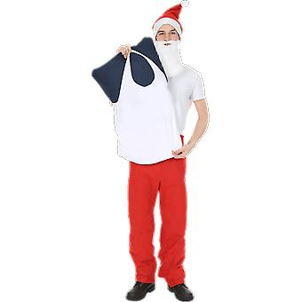 Orion Costumes Belly Stuffer Santa Christmas Fancy Dress Costume Accessory