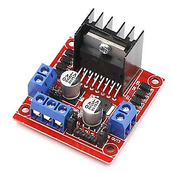 L298n Modul dosky vodiča motora- Stepper Motor Smart Car Robot Bread Board,