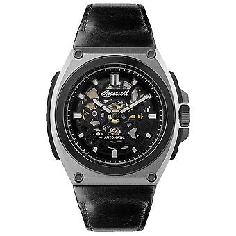 Motion Watch for Automatic Analog Man with Cowhide Bracelet I11702