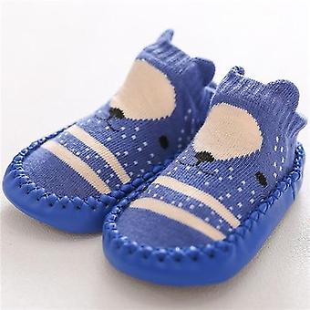 Newborn Baby Socks With Rubber Soles Baby Girls Boys Shoes, Spring Autumn Floor