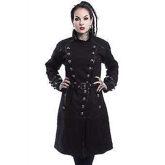 Chemical Black Althea Coat