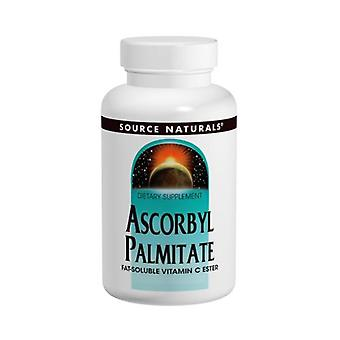Source Naturals Ascorbyl Palmitate, 500 mg, 45 Caps