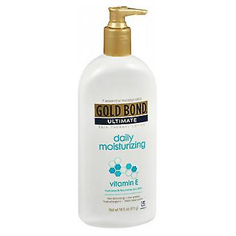 Gold Bond Ultimate Daily Moisturizing Skin Therapy Lotion With Vitamin E, 14.5 oz