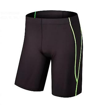 Men Running Shorts, Fitness Compression Tights Short