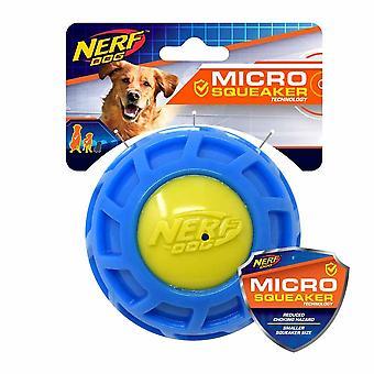 Nerf Dog Micro Squeak Exo Ball - Large