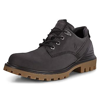 ECCO 460364 Tred Tray Men's Casual Waterproof Shoes In Black