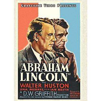 Abraham Lincoln 1930 [DVD] USA import