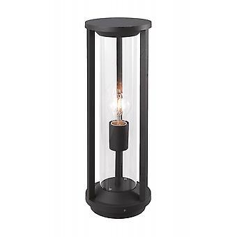 Jessamy Post Lamp Large, 1 X E27, Ip65, Anthracite, 2yrs Warranty