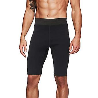 Men Saunathermo Slimming Sports Shorts