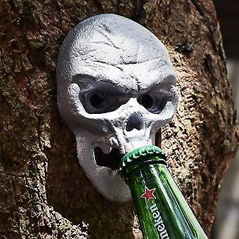 Totenkopf Flaschenöffner