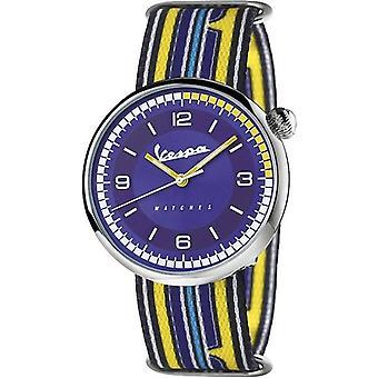 Vespa watch irreverent va-ir01-ss-04bl-ct
