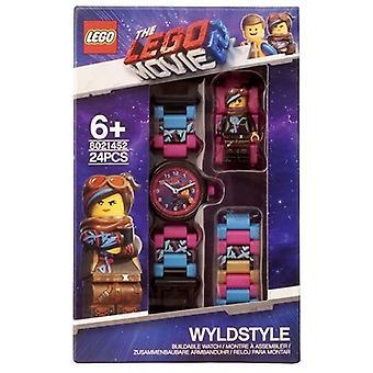 レゴ 8021452 子供のウォッチ レゴムービー 2 - ワイルドスタイル
