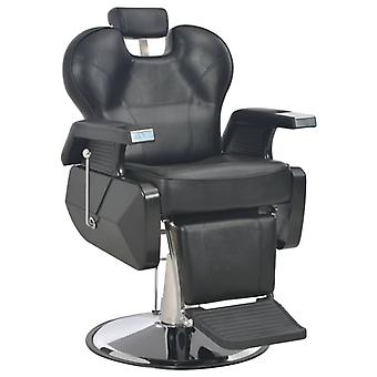 Hairdresser's chair Black 72×68×98 cm faux leather