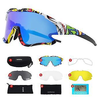 Sport-Bike Brillenbrille