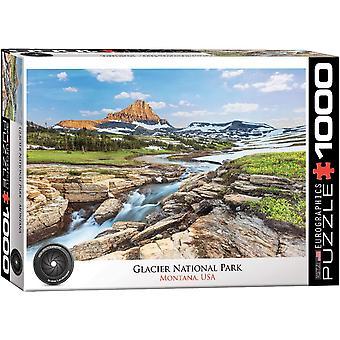 Eurographics - glacier national park