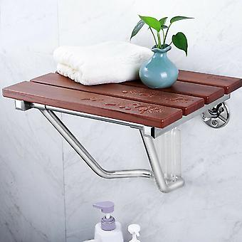 Wall Mounted Shower Spa Seat Bench Foldable Bathroom Shower Seat Stool