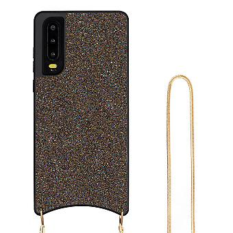 H-basics phone chain for Huawei P30 necklace case cover
