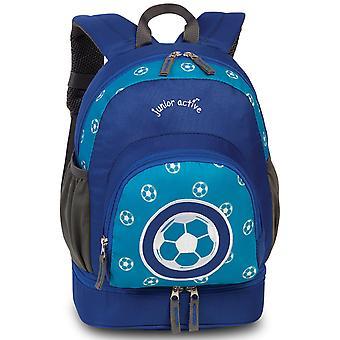 Fabrizio Kids Junior mochila activa para niños 31 cm, azul