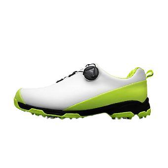 Гольф Мужчины водонепроницаемый Спорт Ручки Пряжка обуви