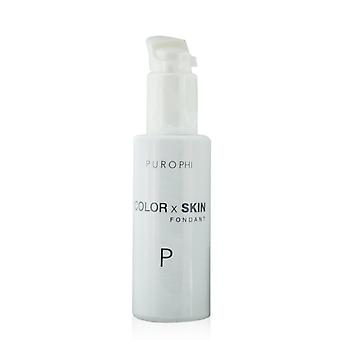 Color x skin fondant foundation # p (light) 259034 30ml/1.01oz