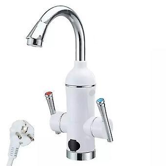 Aquecedor de água da cozinha elétrica torneira torneira de água quente instantânea