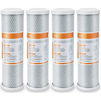 5 Micron Carbon Block Water Filter Replacement Sediment Filter Cartridge