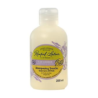 Shampoo and Bath Gel with Olive and Lavender 250 ml