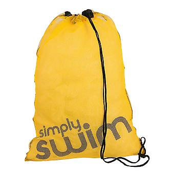 Simply Swim Swim Mesh Bag - Yellow