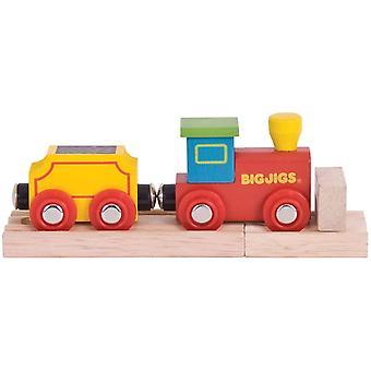 Bigjigs Rail My First Wooden Engine