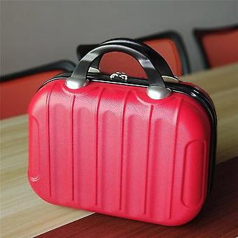 Professional Cosmetic Case, Beauty Makeup Necessary, Waterproof Cosmetic Bag,