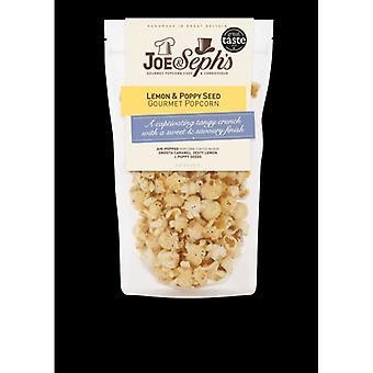 Lemon & Mak Popcorn