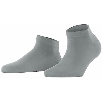 Falke Fine Softness Sneaker Socken - Silber