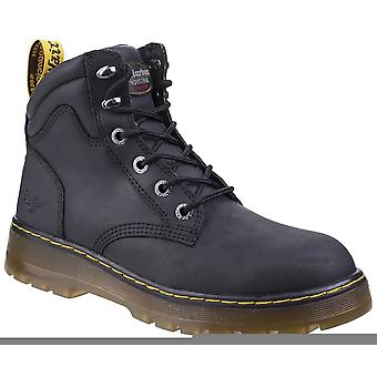Dr martens brace hiking style safety boots womens