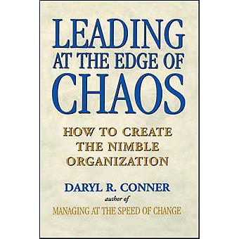 الرائدة في حافة الفوضى -- كيفية إنشاء منظمة nimble ب