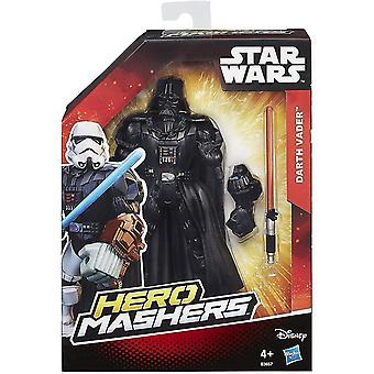 Starwars héros masher dark vader figure