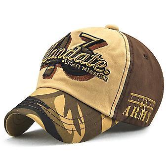 Casquette de baseball pour enfants et apos, casquette de camouflage, chapeau crème solaire