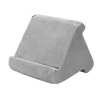 Helppo muhkea tyyny, laiskat ihmiset lukevat jalustaa I Pad I Phone Mobilelle