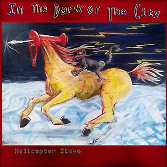 Helikopteri Steve - Dark City [CD] USA-tuonti