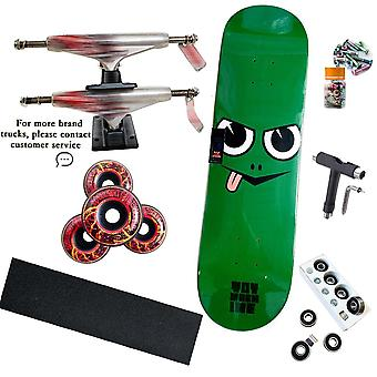 Skateboard Professional All Accessories, Double Warped