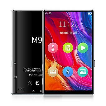 Bluetooth e-bok musikk videospiller (svart)