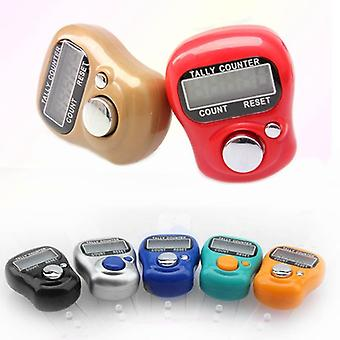 Lcd Electronic Digital 5 Digit Ring Tally Counter