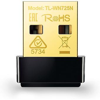 FengChun TL-WN725N Nano WLAN USB Adapter (bis zu 150Mbit/s, Nano Gre, Soft AP, geeignet fr Windows
