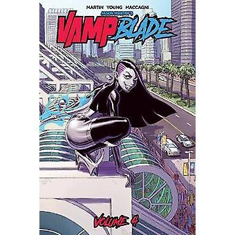 Vampblade Vol 4 Con of the Dead