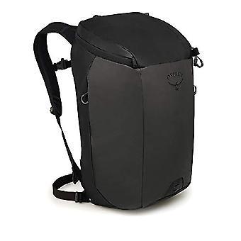Osprey Transporter Zip, Unisex Travel Bag - Black O/S