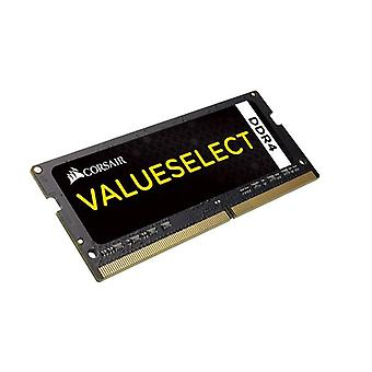 Corsair 8Gb Ddr4 Sodimm 2133Mhz C15 Value Select Laptop Memory