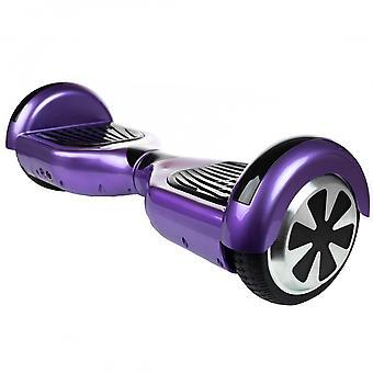 Smart Balance Hoverboard 6.5 Inch, Regular Purple, Bluetooth, Led