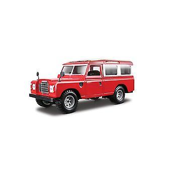 Land Rover serie II Diecast modell bil