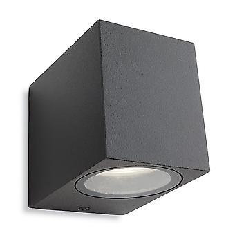Outdoor-Down-Light Graphit IP44, GU10