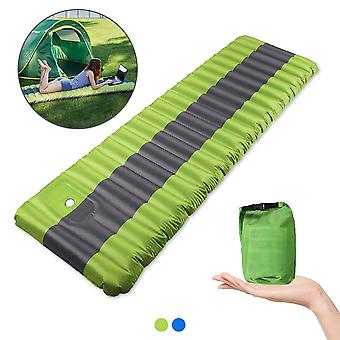 Outdoor Inflatable Air Mattresses Inflatable Sleeping Pad Ultralight Camping Mat